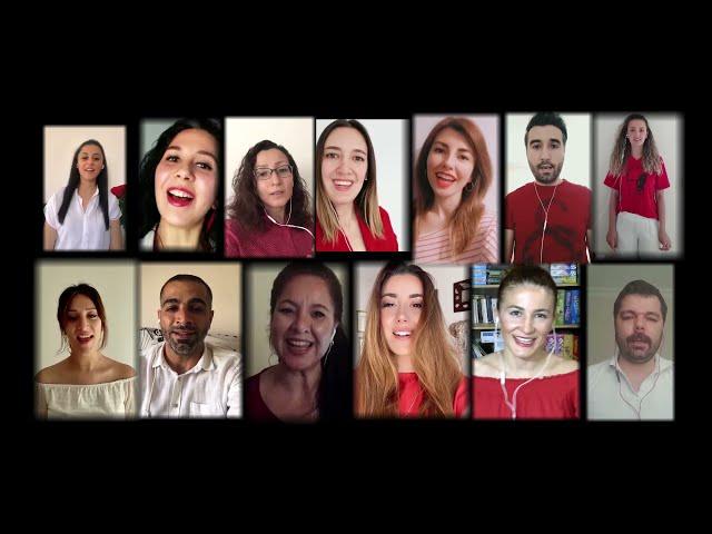 Marmaris Pi (Profesyonel İlgim) Koleji Öğretmenlerinden Anlamlı 19 Mayıs Kutlaması
