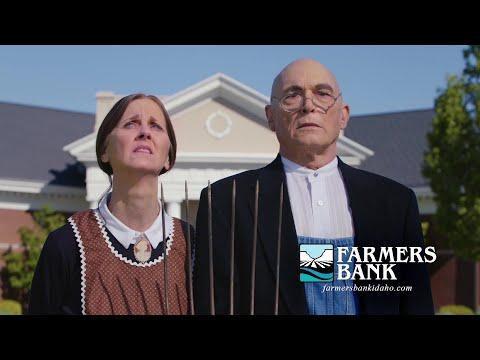 Farmers Bank Campaign