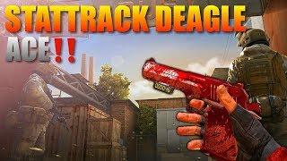 Standoff 2 Rust StatTrack Deagle Ace Gameplay‼️