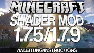 MINECRAFT SHADER für 1.7.5 INSTALLIEREN! ★ INSTALLATION und TIPPS!