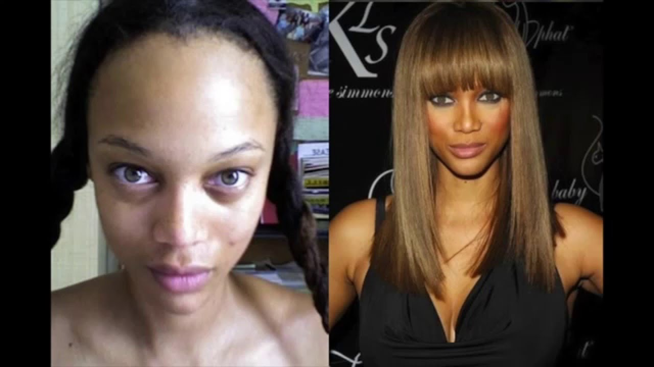 Top 10 celebrities with makeup miracles