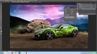 Уроки фотошопа:  Изучение цвета в фотошопе SC 6 №3