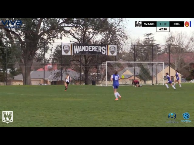 NPLW Capital Football Highlights presented by Club Lime - Round 18 | WCW 3 - 1 COL