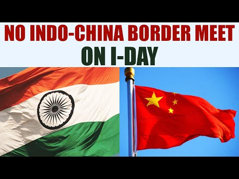 Sikkim Stand off : India – China Border Personnel Meeting unlikely on I – Day | Oneindia News