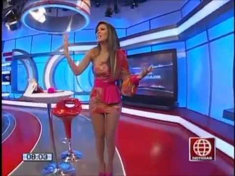 Silvia Cornejo El bombon asesino de América Espectáculos