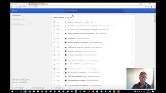 Cookies und Verlauf bei Google Chrome löschen