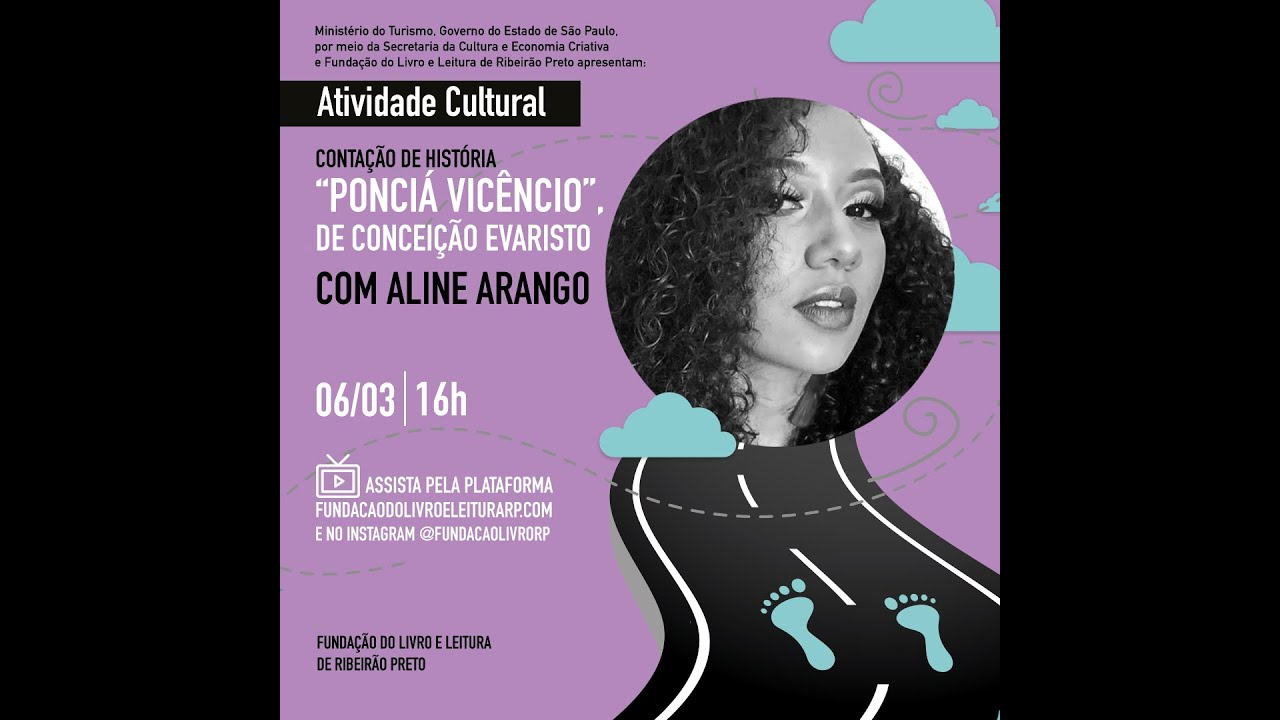 """Aline Arango conta a história de """"Ponciá Vicêncio"""""""