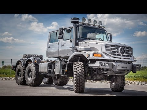 10 Fastest Military Trucks In The World