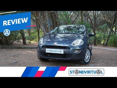 Fiat Punto (2018) - Guia dos Usados Review - Standvirtual