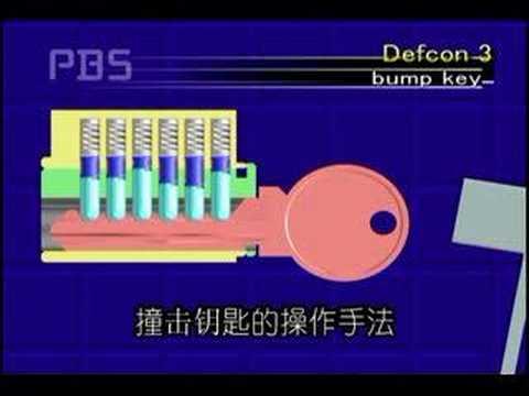 Взлом бампингом -- Bumping principle    Принципы работы