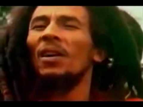 bob marley speaking about herb (marijuana)