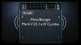 Mesa Boogie | Mark V:25 1x10 Combo | Fender Custom Shop Broadcaster
