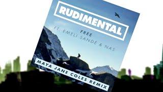 Rudimental - Free ft. Emeli Sandé (Maya Jane Coles Remix) [Official]