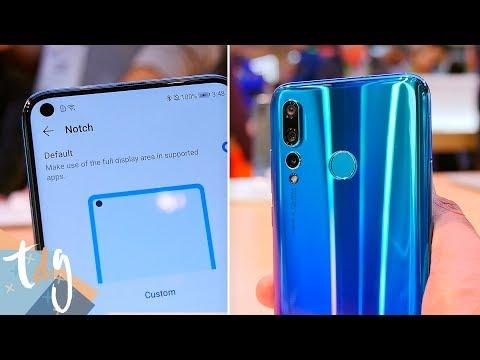 Huawei Nova 4, primeras impresiones