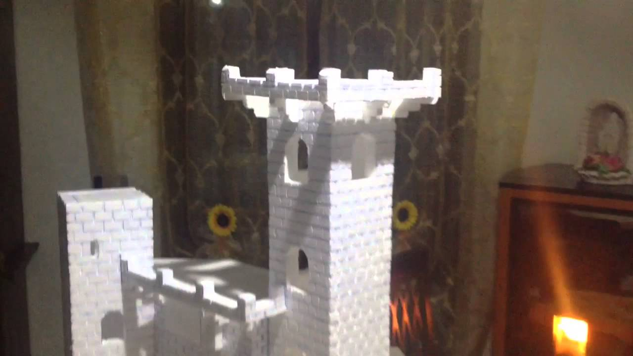 Creare presepe castello fai da te youtube - Creare in casa fai da te ...