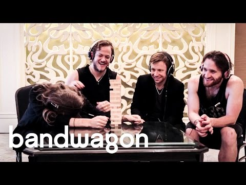 Imagine Dragons react to Singaporean music: Bandwagon Taste-Test
