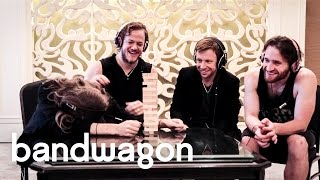 Imagine Dragons react to Singaporean music: Bandwagon Taste-Test
