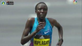 2017 Boston Marathon: Edna Kiplagat wins Women
