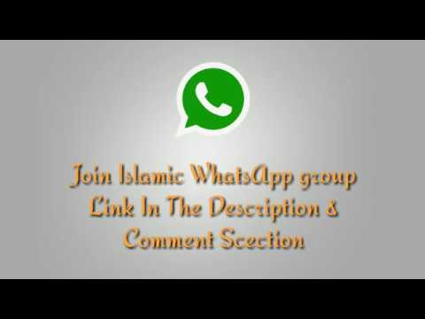Join Islamic WhatsApp group