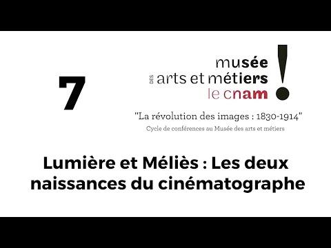 Lumière, Méliès et Cie : Naissances du cinéma