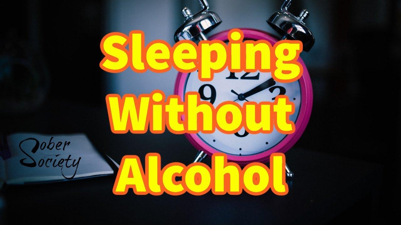 Best Tip For Sober Sleeping