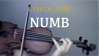 Linkin Park - Numb for violin and piano (COVER)