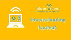 """Podcast """"Homeschooling hautnah"""" Folge 3: Gymnasiallehrer aus Eschborn"""