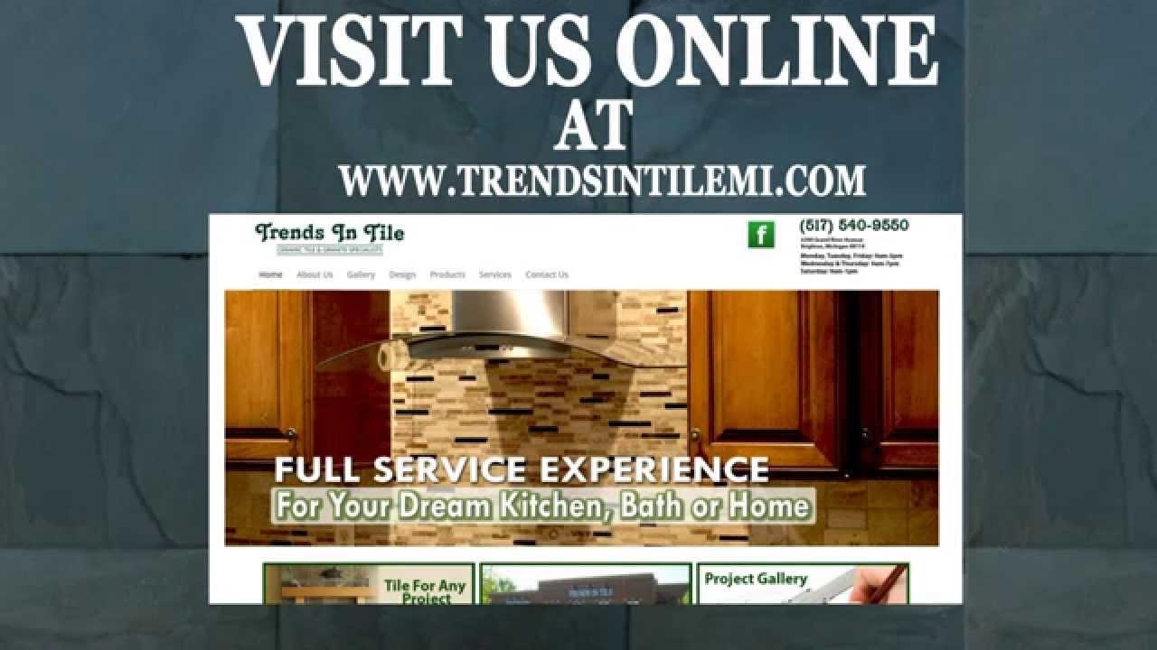 Trends In Tile Brighton Michigan