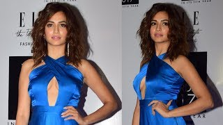 Kriti Kharbanda At 'Elle India Beauty Awards 2017'