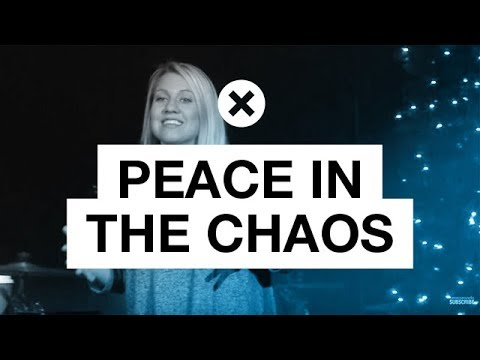 Peace in the Chaos | Rediscover the Wonder: Week 4