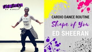 Cardio Dance Routine | Shape of You Remix by @EdSheeran #DanceFitness