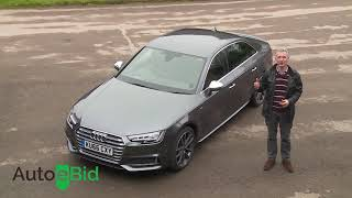 2018 Audi S4 Saloon Review