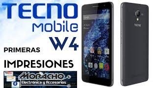 Download Video Tecno Mobile W4 Unboxing En Español MP3 3GP MP4
