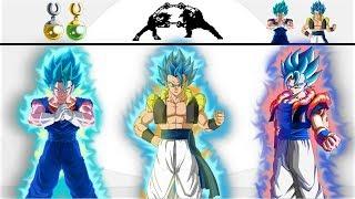 ¿Cuál es la FUSIÓN MAS PODEROSA de Goku y Vegeta? | Explicación Completa