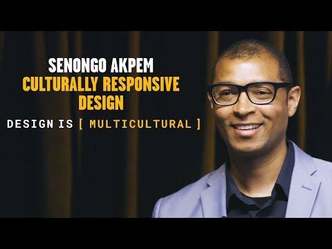Design is [Multicultural] – Senongo Akpem