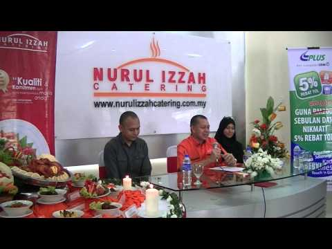 Nurul Izzah Catering: Press Conference 1