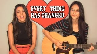 Everything Has Changed - Taylor Swift ft. Ed Sheeran (cover)