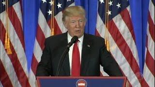 Trump admite interferência da Rússia nas eleições dos EUA