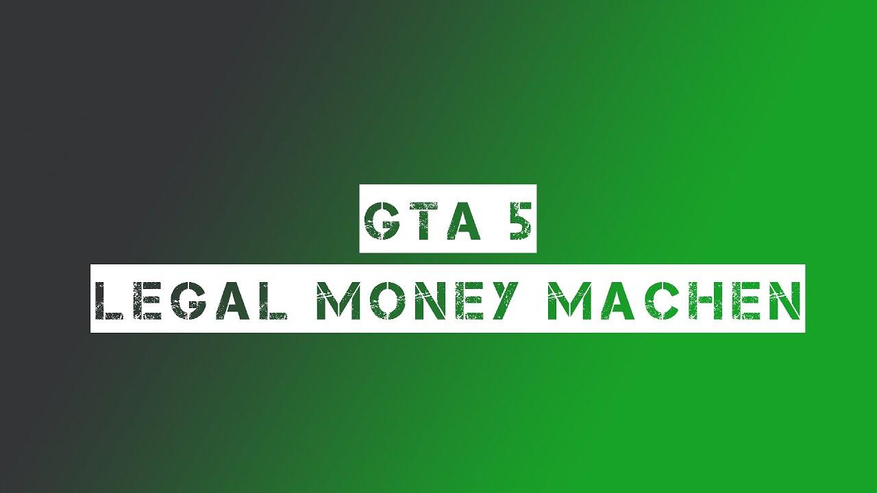 Gta 5 Geld Verdienen Online
