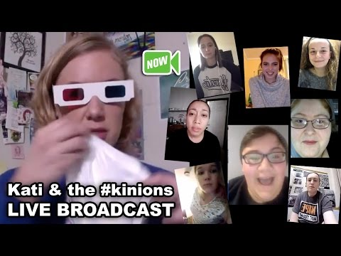 Mental Health Q&A LIVE on YouNow December 31, 2016 Psychology with Therapist Kati Morton
