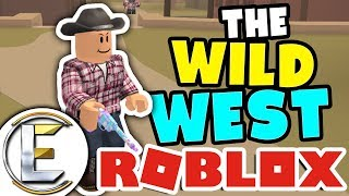 CRAZY WILD WEST SHOOTER in ROBLOX ( Roblox Wild Revolvers )