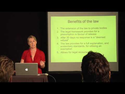 OPEN DEMOCRACY ADVICE CENTRE JOURNALISM WORKSHOPS-THE PROMOTION OF ACCESS TO INFORMATION ACT