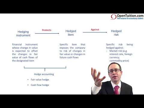CIMA F3 Hedging - Introduction