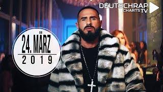 TOP 20 Deutschrap CHARTS 24. Marz 2019