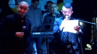 Corozo y Pichingo, trova y humor, Fiestas de la Solidaridad y el Retorno Granadino - 5 enero 2019