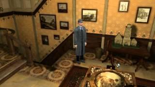 Sherlock Holmes: Secret of the Silver Earring Walkthrough part 13