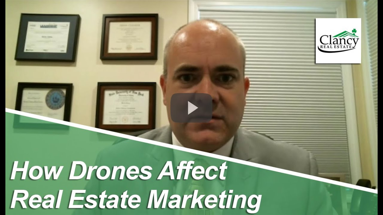 Drones real estate promotion video