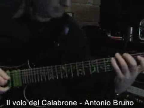 Antonio Bruno- The Flight of the Bumble Bee