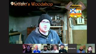 The Woodworker's Weekend Shop Talk S01e12 With Matt Cremona!