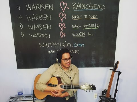 "Warren Listens To Radiohead's A Moon Shaped Pool and Teaches ""Decks Dark"""